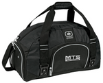 MTS Nutrition Big Dome Duffel - MTS Nutrition
