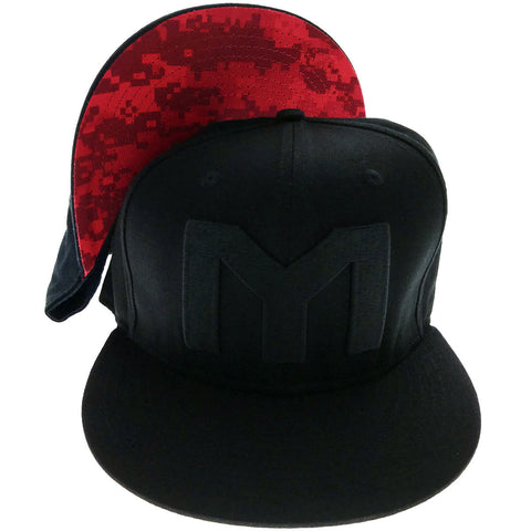MTS Digital Camo Snapback Hat