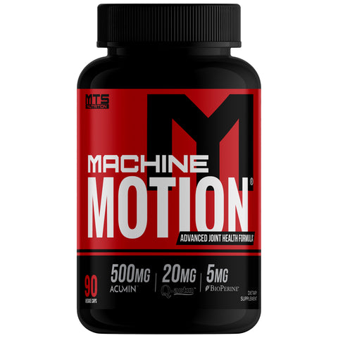 Machine Motion® Advanced Joint Health Relief - MTS Nutrition