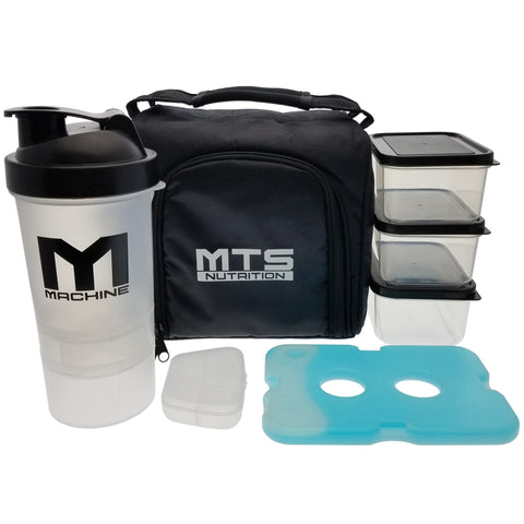 MTS Nutrition Meal Prep Bag - MTS Nutrition