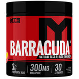 "MTS Nutrition Barracudaâ""¢ The Best Test Booster On Shelves Today!"