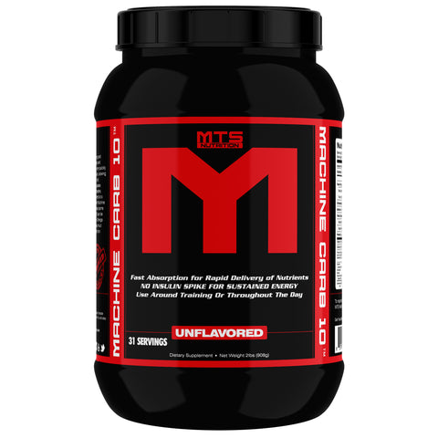 Machine Carb10™ Fast Absorbing Carbohydrate - MTS Nutrition