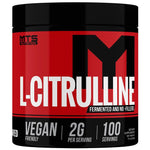 L-Citrulline™ Nitric Oxide Levels & Blood Flow Enhancer - MTS Nutrition