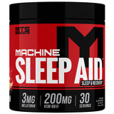 Machine Sleep Aid™ Potent Non-Habit Forming Sleep Formula - MTS Nutrition