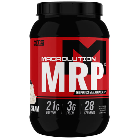 Macrolution MRP® Full-Spectrum Meal Replacement Formula