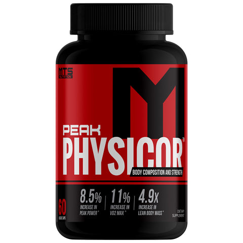 MTS Nutrition Peak Physicor | Body Composition and Strength Supplement
