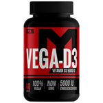 Vega-D3™ All-Natural Non-GMO Vitamin D3 5000 IU - MTS Nutrition