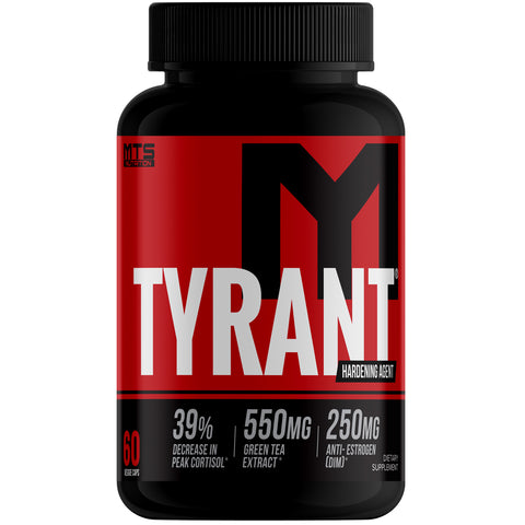 Tyrant® Cortisol Reducing Hardening Agent - MTS Nutrition