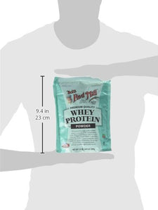 Bob's Red Mill Whey Protein Concentrate, 12-Ounce Bags (Pack of 4) - Buy Fast delivery