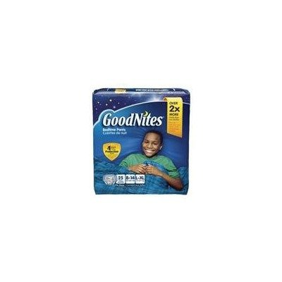 6943364PK - Goodnites Youth Pants for Boys Large/X-Large, Big Pack - Buy Fast delivery