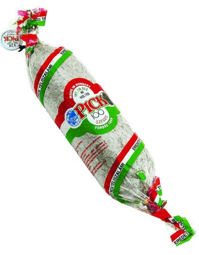 PICK Hungarian Salami, approx. 400g - Buy Fast delivery