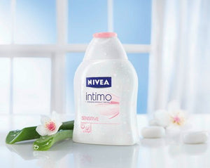 Nivea Intimo Sensitive Intimate Wash Lotion 250 ml / 8.3 fl oz - Buy Fast delivery