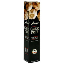Amore Paste Garlic, 3.2-Ounce Tubes (Pack of 6) - Buy Fast delivery