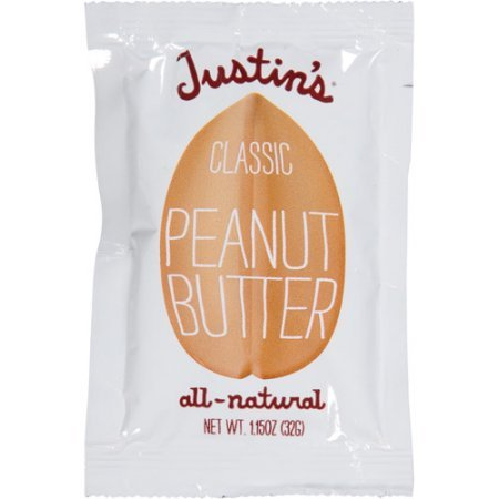 Justin's Peanut Butter, Classic Squeeze Packs, 1.15 Ounce (Pack of 20) - Buy Fast delivery