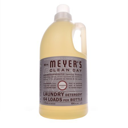 MRS MEYERS 64 Load Laundry Detergent, Honeysuckle, 64.0 Fluid Ounce - Buy Fast delivery