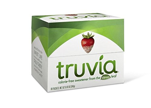 Truvia Natural Sweetener, 80 Packets-(Net.Wt 8.46 oz) - Buy Fast delivery