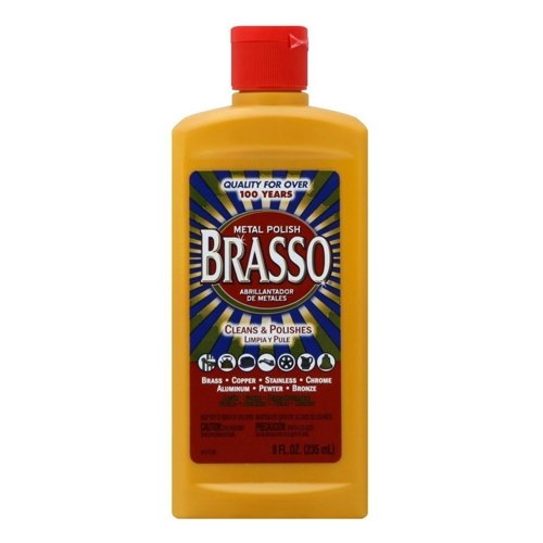 Brasso Multi-purpose Metal Polish 8 Ounce - Buy Fast delivery