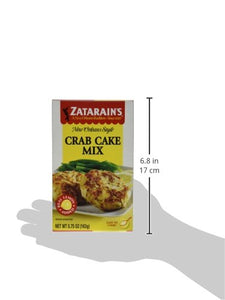Zatarain's New Orleans Style Crab Cake Mix - Buy Fast delivery