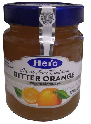 HERO Fruit Spread Orange Bitter, 12 oz - Buy Fast delivery