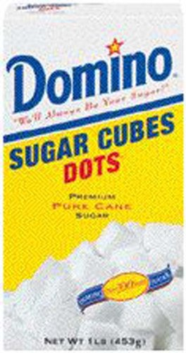 Domino Sugar Cube Dots, 1-Pound (Pack of 12) - Buy Fast delivery