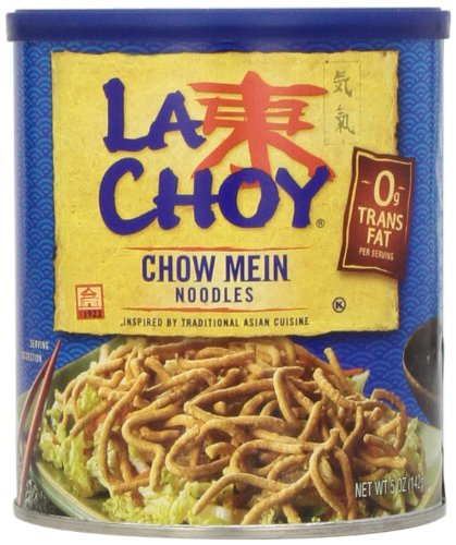 La Choy Chow Mein Noodles, 5-Ounce Unit (Pack of 12) - Buy Fast delivery