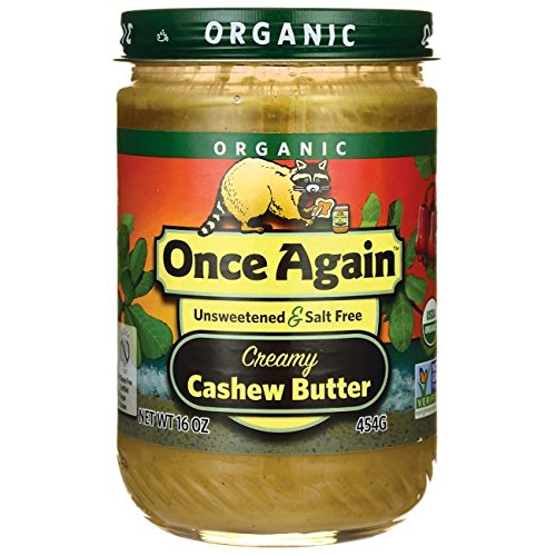 Once Again - Organic Cashew Butter - Buy Fast delivery