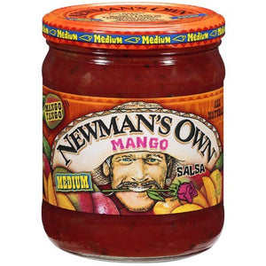 Newman's Own Mango Salsa16oz 2 Pack - Buy Fast delivery