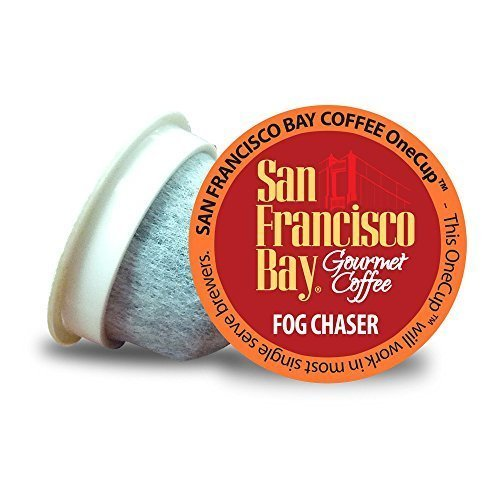 Single-Serve Capsules & Pods SAN FRANCISCO BAY FOG
