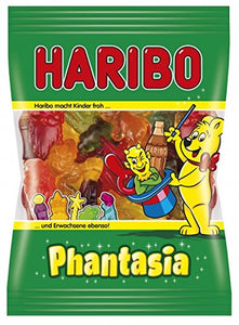 Haribo Phantasia Gummi Candy 200 g - Buy Fast delivery