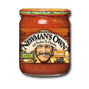 Newmans Own Salsa Pineapple (Pack of 3) - Buy Fast delivery