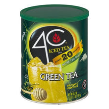 4C Iced Tea Mix, Green, 50.2 Ounce - Buy Fast delivery
