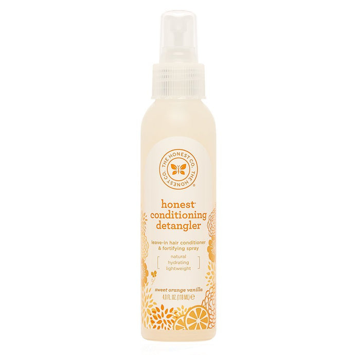 The Honest Company - Conditioning Detangler, Leave-In Conditioner and Fortifying Spray - Sweet Orange Vanilla - Buy Fast delivery