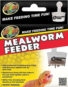 Zoo Med Hanging Mealworm Feeder - Buy Fast delivery