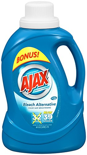 Ajax Bleach Alternative Bonus Pack Laundry Detergent (60oz) - Buy Fast delivery