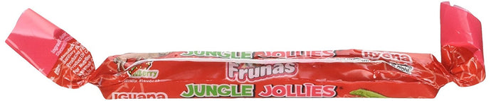 Jungle Jollies - Strawberry, 48 count display box - Buy Fast delivery