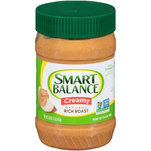 Smart Balance Creamy Peanut Butter, 16 oz, 2 pk - Buy Fast delivery