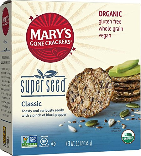 Mary's Gone Crackers 12 Pack - Buy Fast delivery