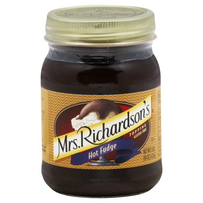 Mrs Richardsons Topping Fudge Hot - Buy Fast delivery