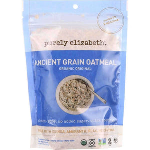 Purely Elizabeth Ancient Grain Organic Oatmeal - Buy Fast delivery