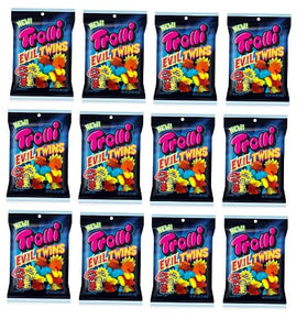 Trolli Evil Twins 12 Packs of 4.25 Oz - Cos11 - Buy Fast delivery