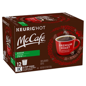 McCafe Coffee On Demand Single Serve French Dark Roast Coffee - Buy Fast delivery