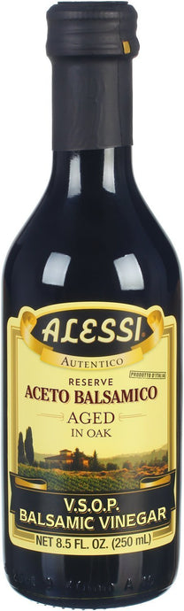 Alessi 8.5 fl. oz. V.S.O.P. Balsamic Vinegar - Buy Fast delivery