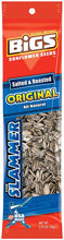 BiGS Sunflower Seeds Slammer, Salted and Roasted, 2.75-Ounce (Pack of 12) - Buy Fast delivery