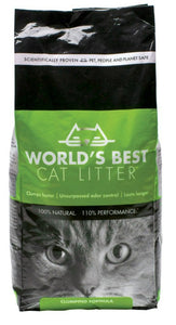 World's Best Cat Litter, Clumping, 8-Pound - Buy Fast delivery