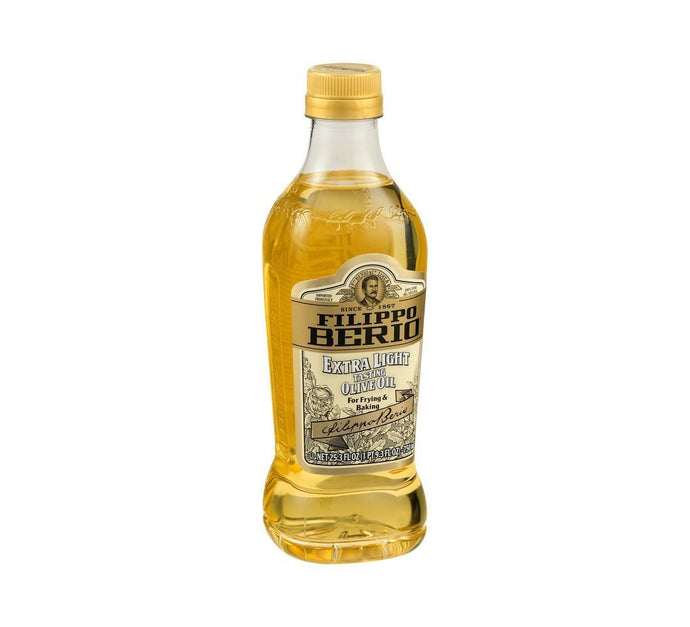 Filippo Berio Extra Light Olive Oil 25.3 oz - Buy Fast delivery