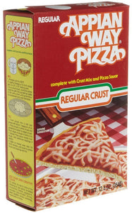 Appian Way REGULAR Crust PIZZA MIX 12.5oz (5 pack) - Buy Fast delivery