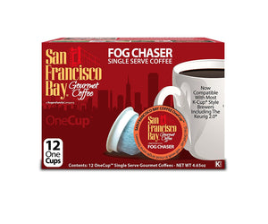 San Francisco Bay Coffee, OneCup Single Serve Cups - Buy Fast delivery