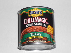 "BUSH'S BEST CHILI MAGIC, Chili Starter ""Texas Medium"" (Pack of 6) - Buy Fast delivery"