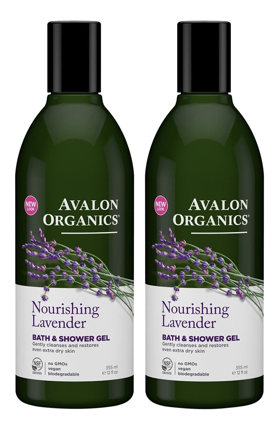 Avalon Organics Lavender Bath and Shower Gel - Buy Fast delivery