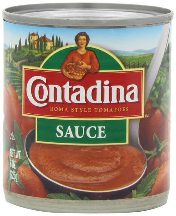 Contadina Tomato Sauce, 8-Ounce (Pack of 8) - Buy Fast delivery